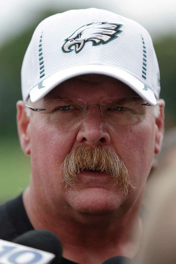 Andy Reid Philadelphia Eagles  2012 NFL photo Photo: NA, STF / 2012 AP