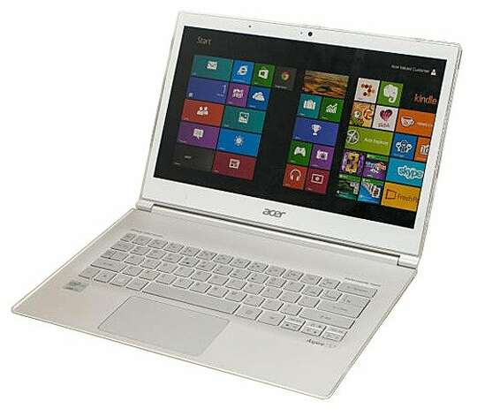 Acer Aspire S7-391-9886 Photo: Cnet Review
