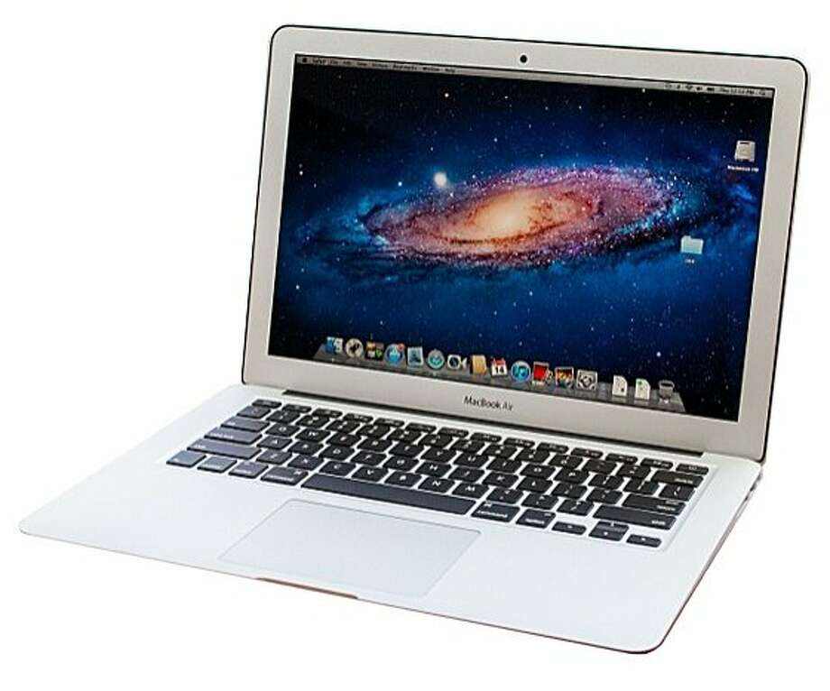 Apple MacBook Air (summer 2012) Photo: Cnet Review