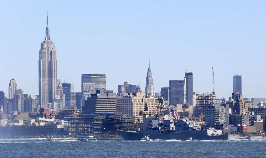 New York City had 18,159 burglaries in 2011, according to the FBI Uniform Crime Report. The total ranked it the fifth highest in the U.S. Photo: (AP Photo/Julio Cortez)
