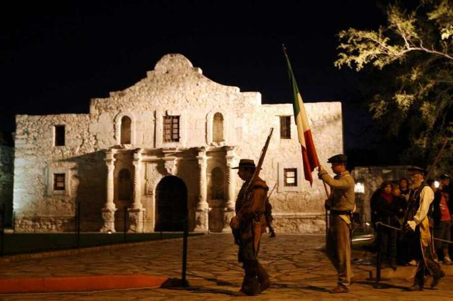 WE'VE DONE IT BEFORE. Hey, United States, we got this. Texas stood as a republic from 1836 until statehood in 1845. (Also: 10 reasons secession will fail.) (Jerry Lara/San Antonio Express-News)