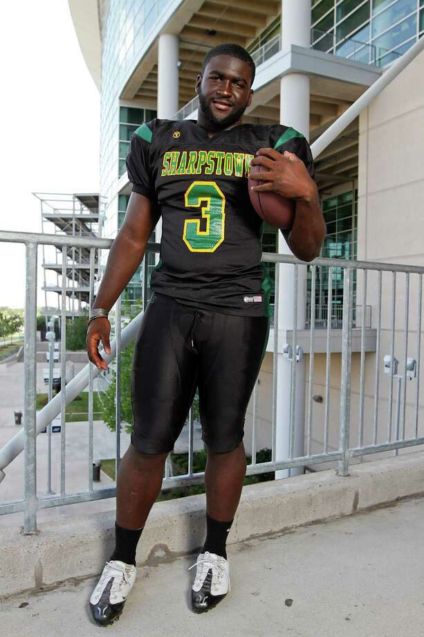 Sharpstown linebacker Reggie Chevis Photo: Handout / Sports