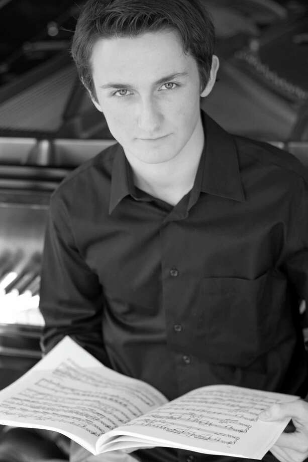 Pianist Alex Beyer, one of Fairfield County's most recognized teenage musicians, will perform at the Newtown benefit concert at the Fairfield Theater Co. Saturday, Jan. 6. Photo: Contributed Photo