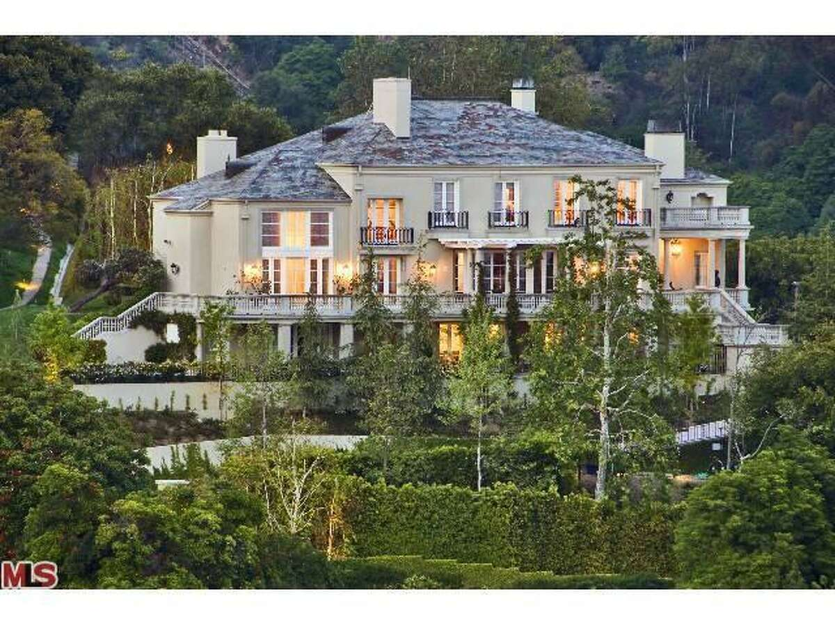 For $17 million, Musk now owns the home he lives in (Redfin.com)