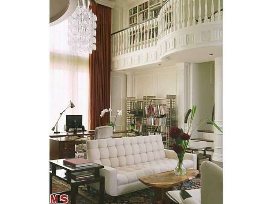 The 2 story library (Redfin.com)