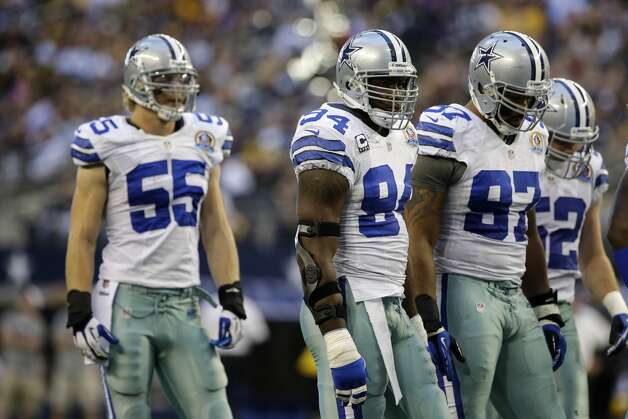 AMERICA'S TEAM? Not anymore, Dallas Cowboys. You'd become the NFL's equivalent of the Toronto Raptors. (Hat tip to Texas on the Potomac) (Tony Guiterrez/AP)