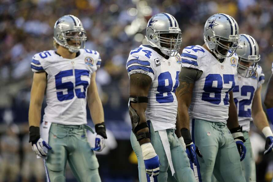 AMERICA'S TEAM? Not anymore, Dallas Cowboys. You'd become the NFL's equivalent o