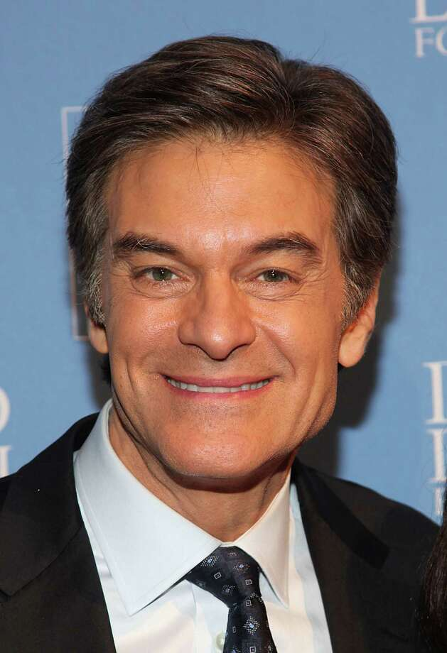 "NEW YORK, NY - DECEMBER 13:  Dr. Mehmet Oz attends ""An Intimate Night of Jazz"" hosted by The David Lynch Foundation at Frederick P. Rose Hall, Jazz at Lincoln Center on December 13, 2012 in New York City. Photo: Rob Kim, Getty Images / 2012 Getty Images"