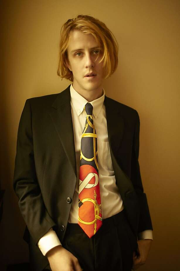 "S.F. singer-songwriter Christopher Owens is touring in support of his first solo album, ""Lysandre."" Photo: Ryan McGinley"