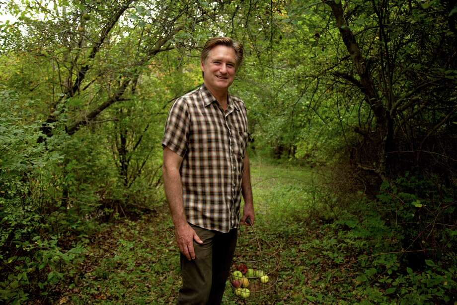 "Bill Pullman stars as himself in ""The Fruit Hunters,"" a documentary by Yung Chang. Photo: --"