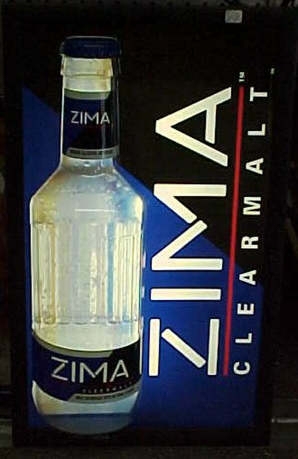 "ZIMA. Few claim to have liked it. Everyone remembers it. The clear brew from Coors was named in the 1980s by a writer who went on to draft scripts for ""Game of Thrones,"" according to the Pop My Culture podcast. (The name means ""winter,"" by the way.) (Coors Brewing Co.)"