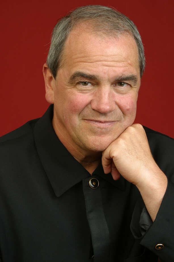 Houston Symphony music director Hans Graf leads the program of Dvorak, Copland and Dutilleux pieces. Photo: Christian Steiner