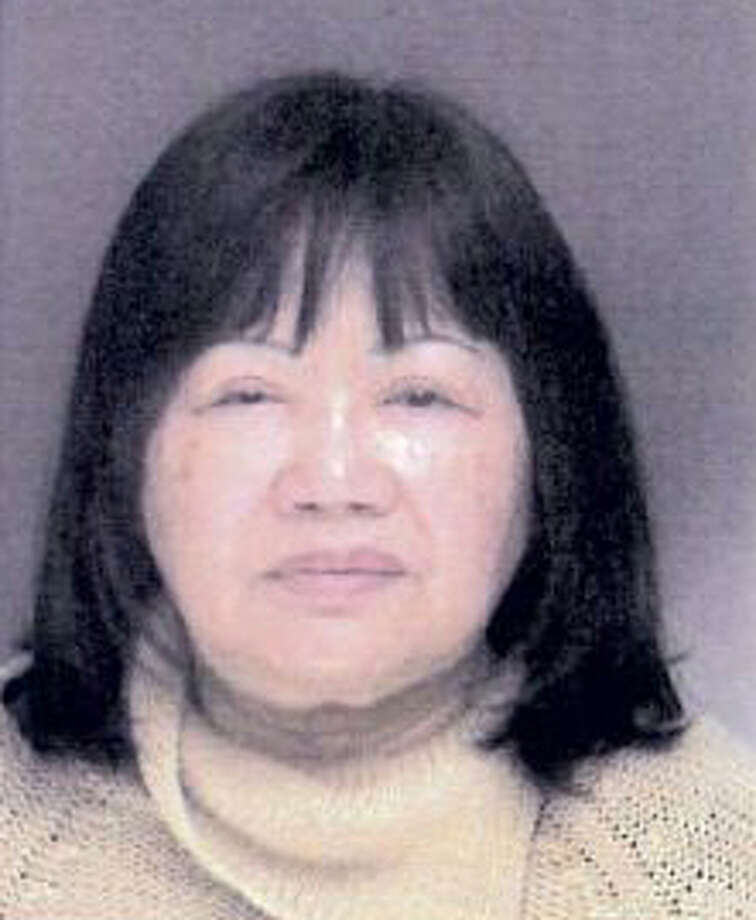 Kumyob Dunford-Harris, one of five women arrested in Bridgeport Jan. 3rd, 2013 under the state public act governing massage parlors. The offense is a misdemeanor. Photo: Contributed Photo / Connecticut Post Contributed