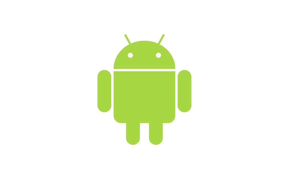 Designer Irina Blok came up with the actual Android logo, which is simpler and, well, less caffeinated. Photo: Google