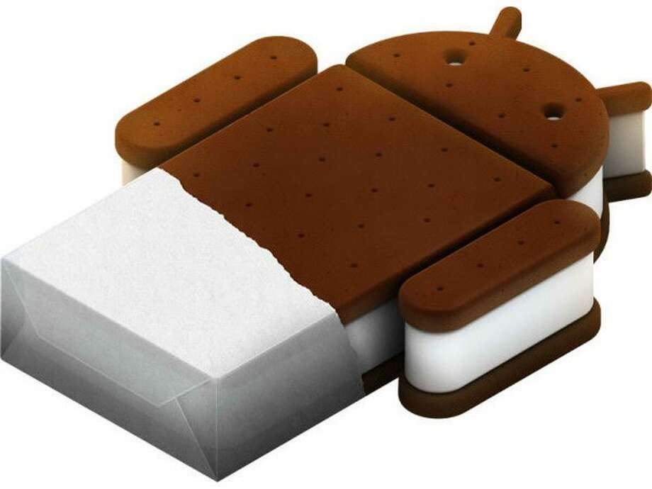 Ice Cream Sandwich and ... Photo: Google