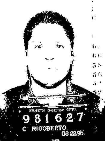 Charupe V. Rigoberto, a 42-year-old also known as Arredendo Orozco, Roberto Flores, Franciso Arredondo and variations on those names, was previously convicted of drug crimes in Pierce County. A warrant for the Mexico man's arrest was issued Jan. 18, 1996. Anyone with information can contact the Department of Corrections at 866-359-1939 or by visiting doc.wa.gov. Photo: Washington State Department Of Corrections