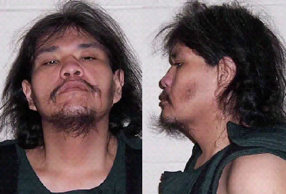 Matthew J. Boneshirt, a 40-year-old also known as Matthew Issac, Peter Ronald Cordier, Matthew J. Arapahoe, Isaac M. Martinez, and Matthew J. Redfeather, was previously conviced in King County of rape. A warrant for the South Dakota man's arrest was issued Aug. 15, 2012. Anyone with information can contact the Department of Corrections at 866-359-1939 or by visiting doc.wa.gov. Photo: Washington State Department Of Corrections