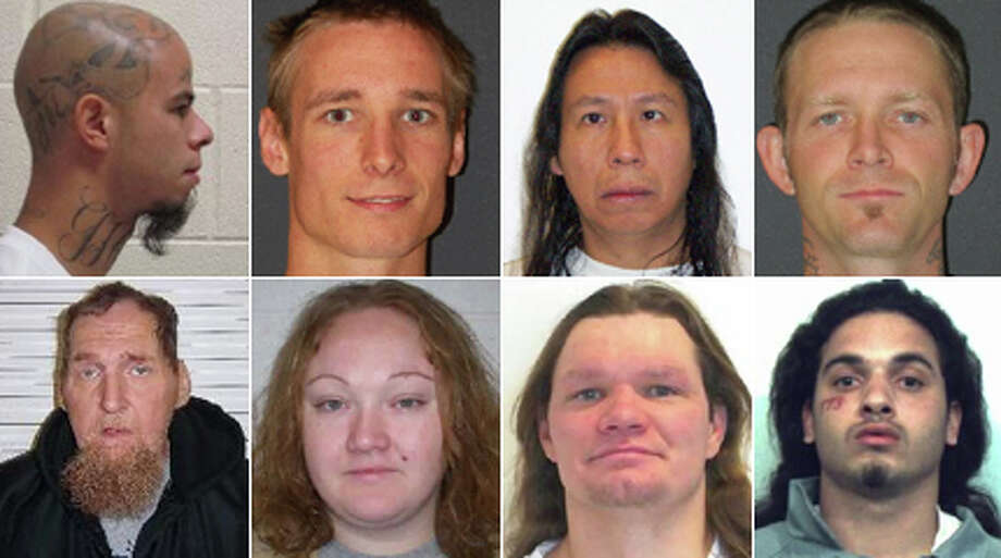 The Washington Department of Corrections is looking for dozens of violent felons and sex offenders who aren't keeping up with the conditions of their release. Take a look at photos of the state's most wanted fugitives. Photo: Department Of Corrections Photo: Washington State Department Of Corrections