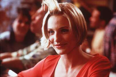 "Cameron Diaz in ""There's Something About Mary."""