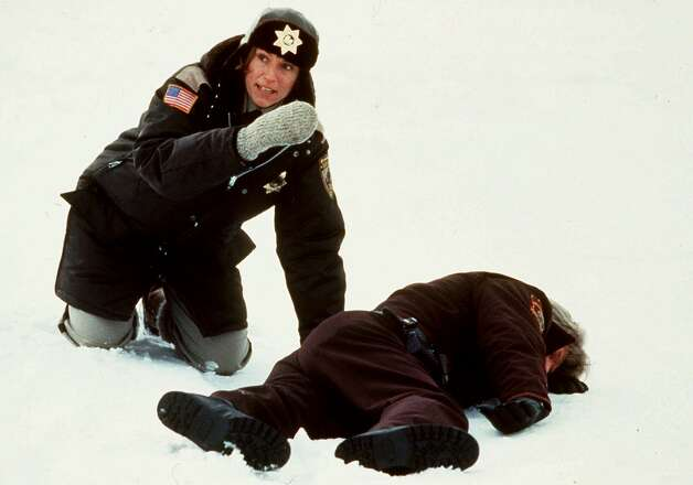 "Frances McDormand won a Best Actress Oscar as pregnant, no-nonsense police chief Marge Gunderson in \1996's ""Fargo.""  Photo: Gramercy Pictures, Associated Press / GRAMERCY PICTURES"