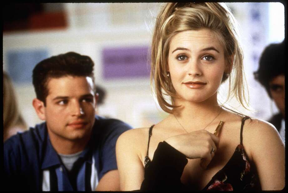 """Clueless,"" out in 1995, was Alicia Silverstone's best movie.  Photo: Paramount Pictures"