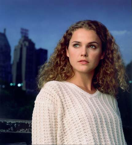 "Keri Russell made curls fashionable in ""Felicity.""  Photo: File"