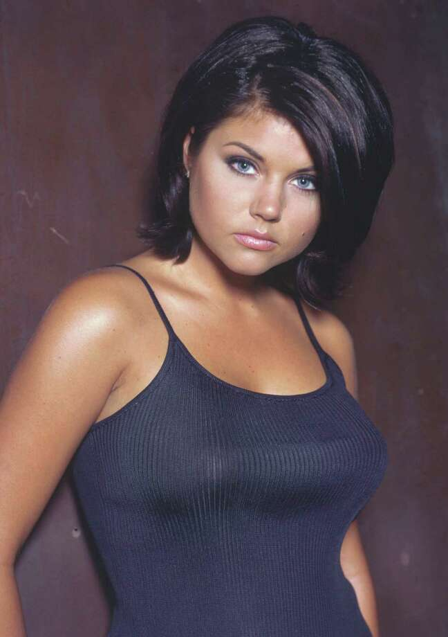"Tiffani-Amber Thiessen stepped into ""90210"" as vixen Valerie, after Shannen Doherty stepped out.  Photo: File, FOX / FOX"