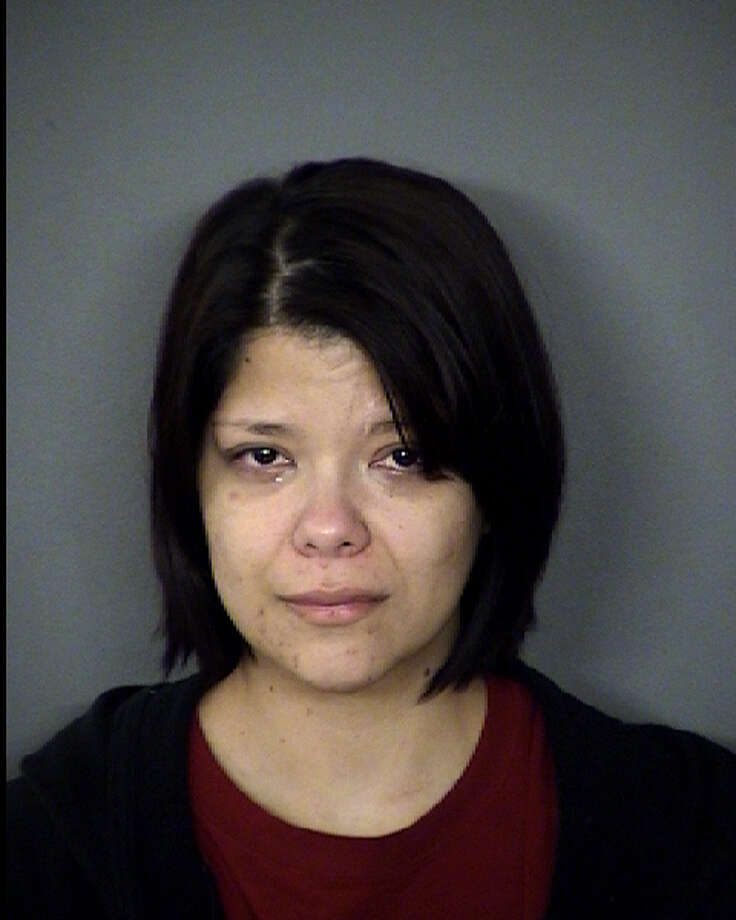 Bexar County Sheriff's Deputy Susana Cervantes is seen in a Jan. 3, 2012 booking mug provided by the Bexar County Sheriff's office Jan. 4, 2012. / COURTESY OF THE BEXAR COUNTY SHERIFF OFFICE