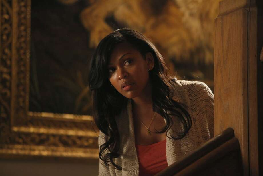 "Meagan Good plays Joanna Padget Locasto, a San Francisco police officer who goes east to investigate a murder, in NBC's ""Deception."" Photo: Will Hart, NBC"
