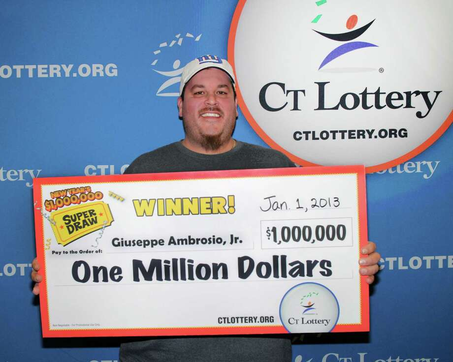 Norwalker becomes first CT lottery millionaire of 2013
