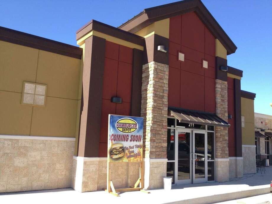 Hamburger Depot adds a fifth location in Lumberton located at 141 LHS Drive, Suite 211 near the FivePoint Credit Union and Keller Williams Reality. Photo: Courtesy Of Hamburger Depot