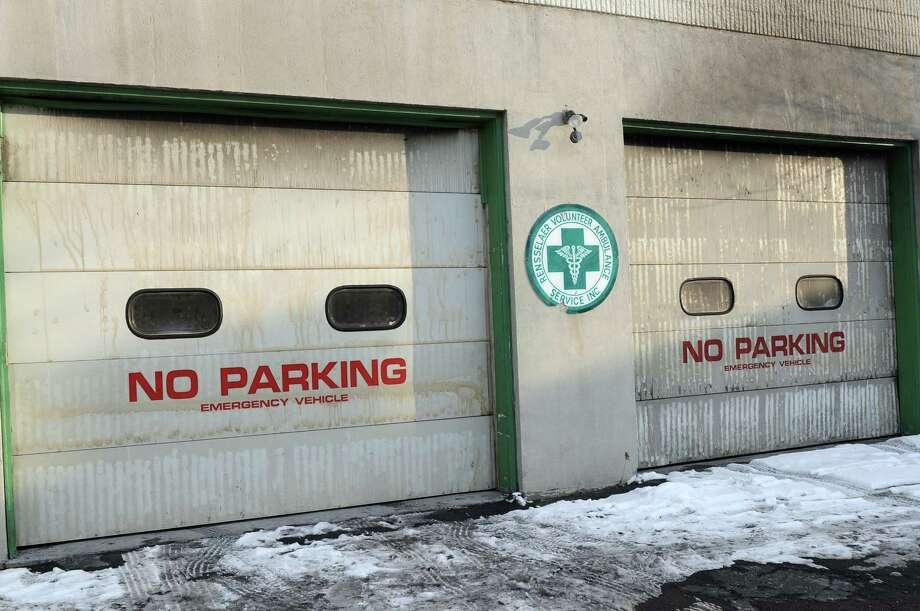 Rensselaer Volunteer Ambulance on Friday, Jan. 4, 2013, in Rensselaer, N.Y. (Cindy Schultz / Times Union) Photo: Cindy Schultz / 00020668A