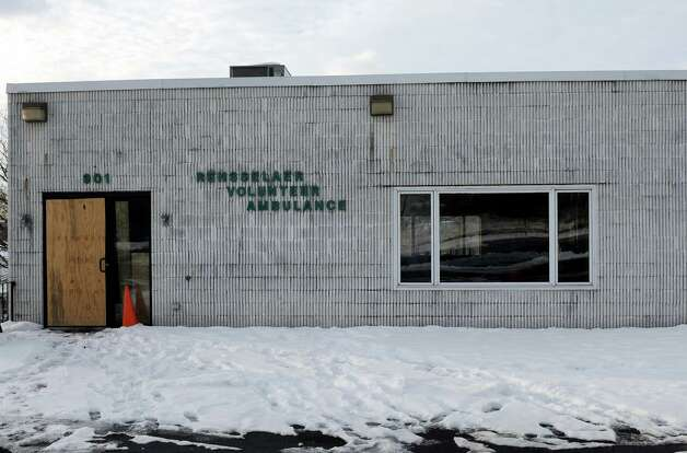 Rensselaer Volunteer Ambulance on Friday, Jan. 4, 2013, in Rensselaer, N.Y. (Cindy Schultz / Times Union) Photo: Cindy Schultz / 00020668A