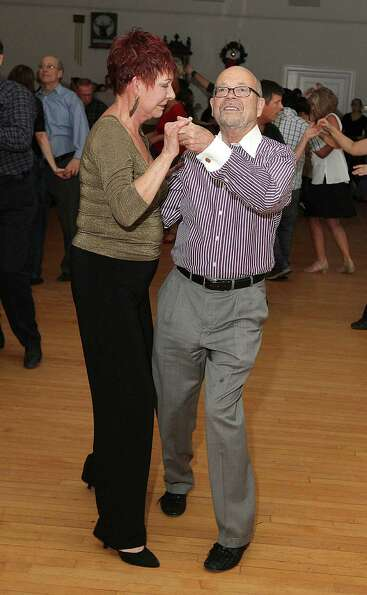 Were you Seen at Albany First Friday Capital Swing Dance featuring Mark Gamsjager and the Lustre Kin