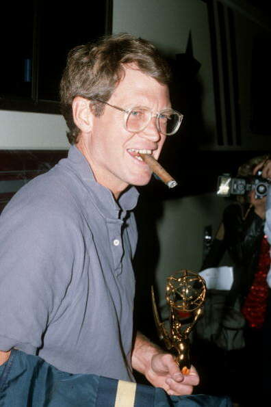 1986: At the 38th Annual Primetime Emmy Awards. WireImage
