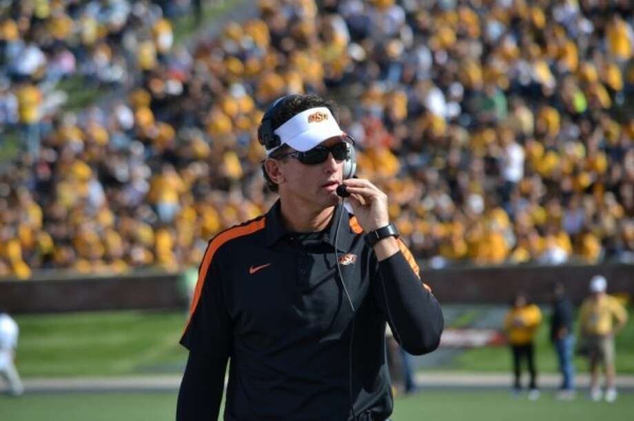 Doug Meacham spent the past eight seasons working with Oklahoma State's high-powered offense.