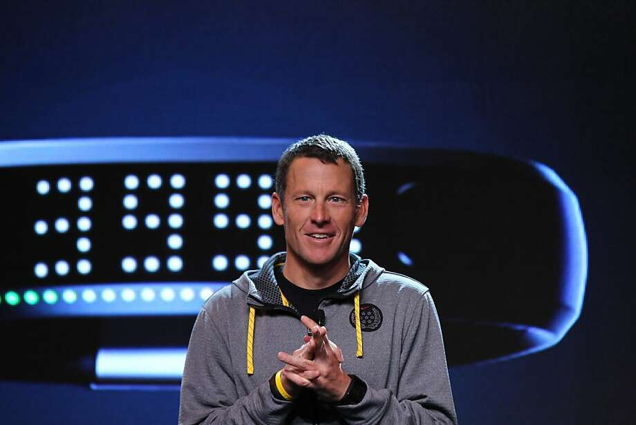 Lance Armstrong: coming clean about being dirty? Photo: Neilson Barnard, Getty Images