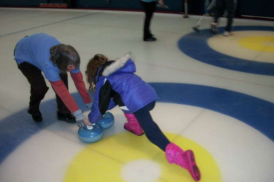Were you Seen throwing stones at the Albany Curling Club's open house on Saturday, Jan. 5, 2013?