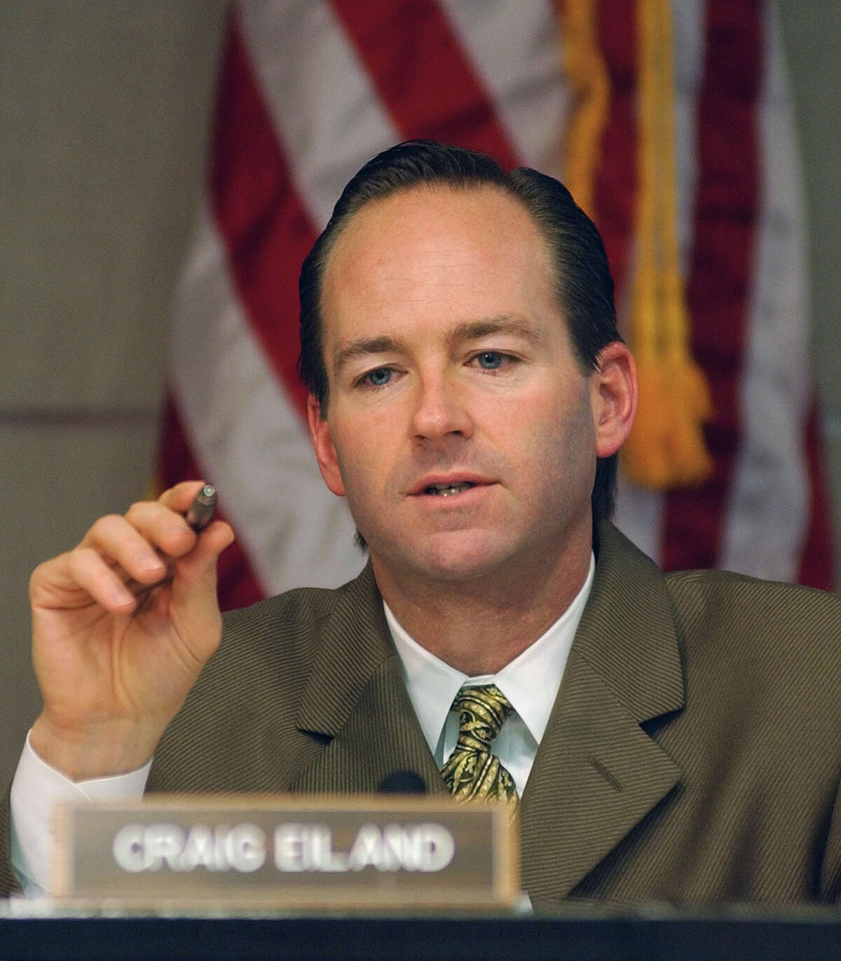 Rep. Craig Eiland, D-Galveston, served as vice chair of the House committee overseeing TWIA, despite the fact that he also handled claims against the state agency in his law practice.