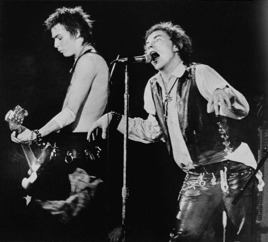 A reader says a recent story about the notorious Sex Pistols band did not warrant front-page real estate. Photo: Associated Press File Photo