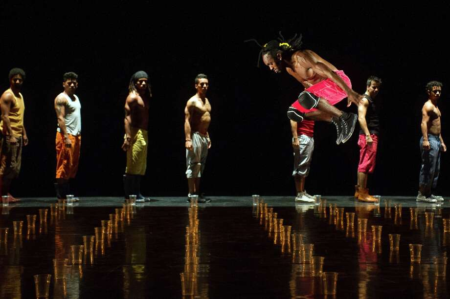 Compagnie Kafig; photo Christopher Duggan, courtesy Jacob's Pillow Dance, courtesy of Jacob's Pillow Dance