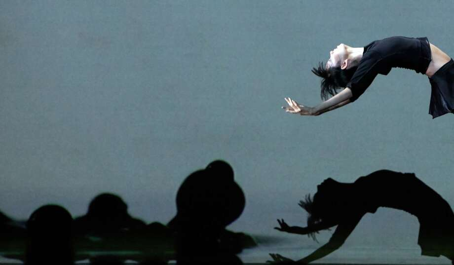 Kana Kimura of Jessica Lang Dance; photo Todd Burnsed, courtesy of Jacob's Pillow Dance