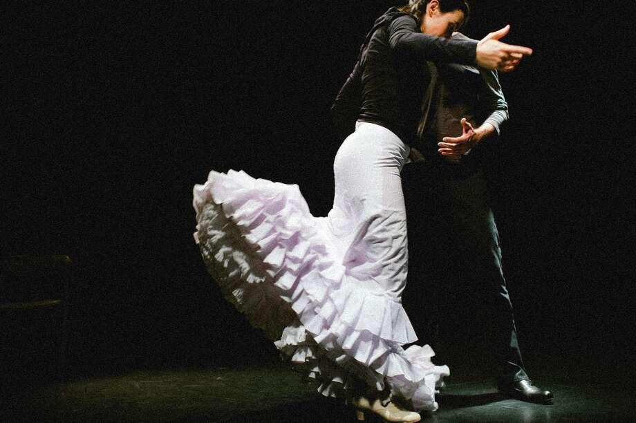 Myriam Allard of La Otra Orilla; photo Sarah Scott, courtesy of Jacob's Pillow Dance