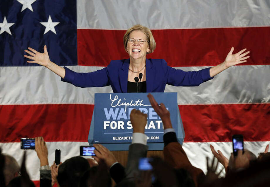 Sen. Elizabeth Warren (AP Photo)