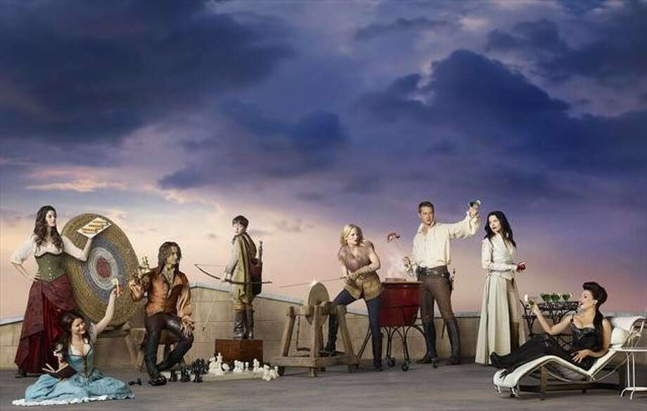 "Favorite Network TV Drama: ""Once Upon a Time"" Photo: Autumn De Wilde, ABC / © 2012 American Broadcasting Companies, Inc. All rights reserved."