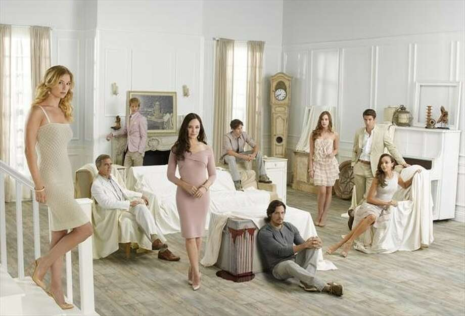 "Favorite Network TV Drama: ""Revenge"" Photo: Bob D'Amico, ABC / © 2012 American Broadcasting Companies, Inc. All rights reserved."