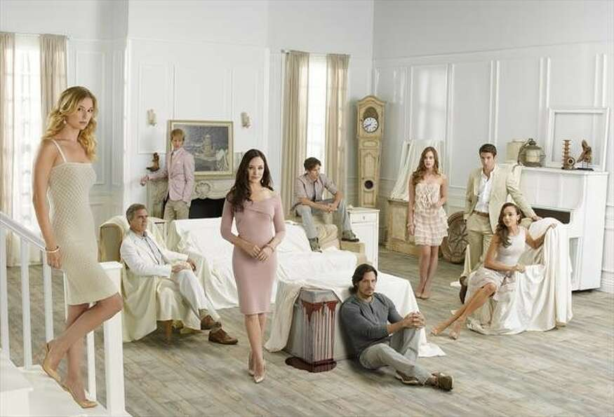 Revenge: 8 p.m. ABCReturns Jan. 6