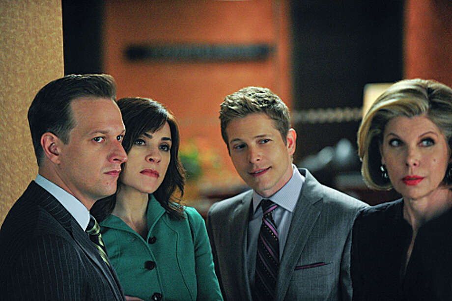 The Good Wife: 8 p.m. CBSReturns Jan. 6 Photo: JOHN PAUL FILO / �©2012 CBS Broadcasting Inc. All Rights Reserved