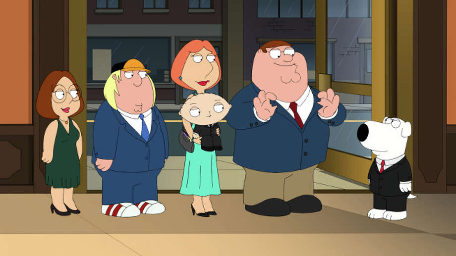 Family Guy: 8 p.m. FoxReturns Jan. 6 Photo: CR: FOX / © 2012 FOX BROADCASTING
