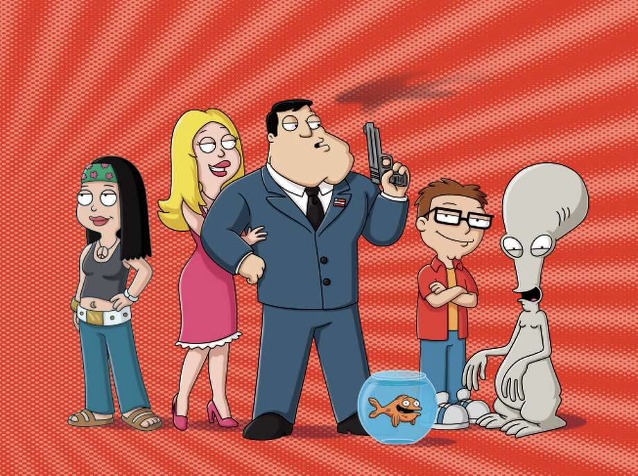American Dad: 8:30 p.m. FoxReturns Jan. 6 Photo: CR: FOX / ©Ê2011 FOX BROAADCASTING